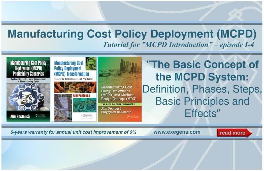 MCPD System: Basic Concept