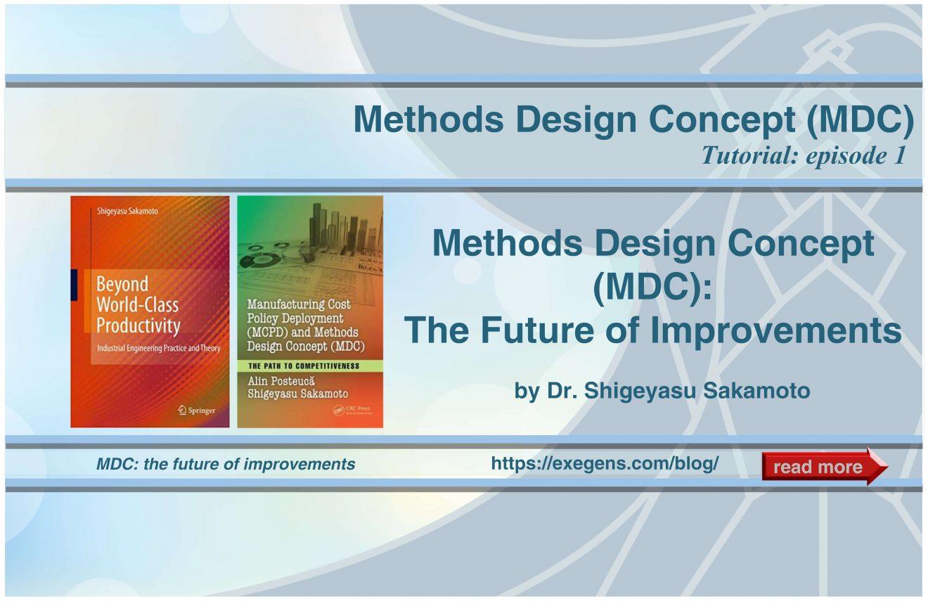 MDC: The Future of Improvements