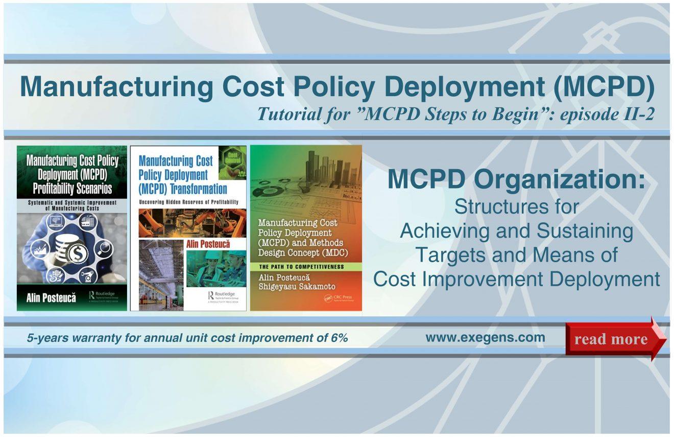 MCPD Organization
