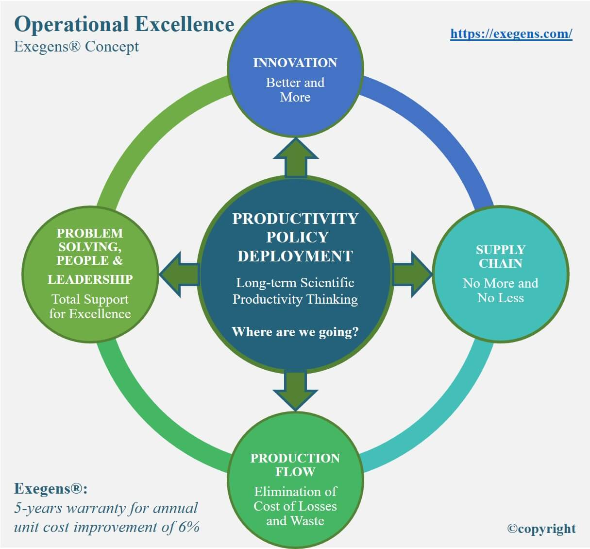 Operational Excellence by Exegens 2019